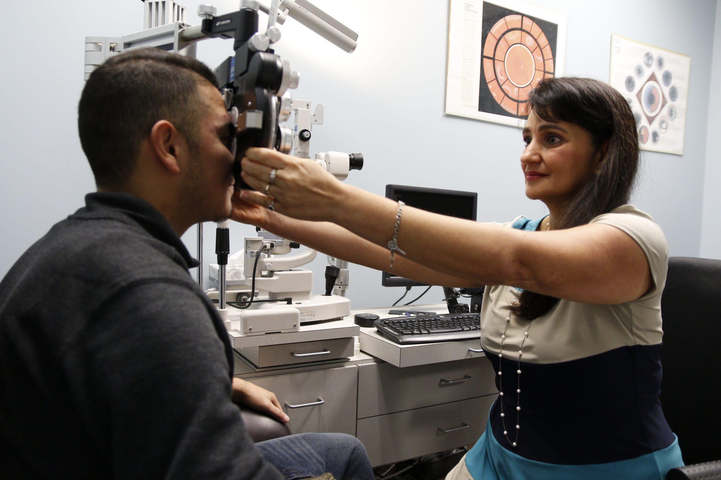 Ocular Disease Treatment